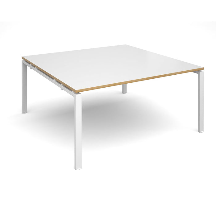 Adapt II Square Boardroom Table 1600mm x 1600mm