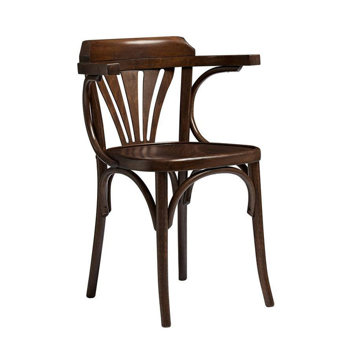 Epsom Bentwood Arm Chair - Raw