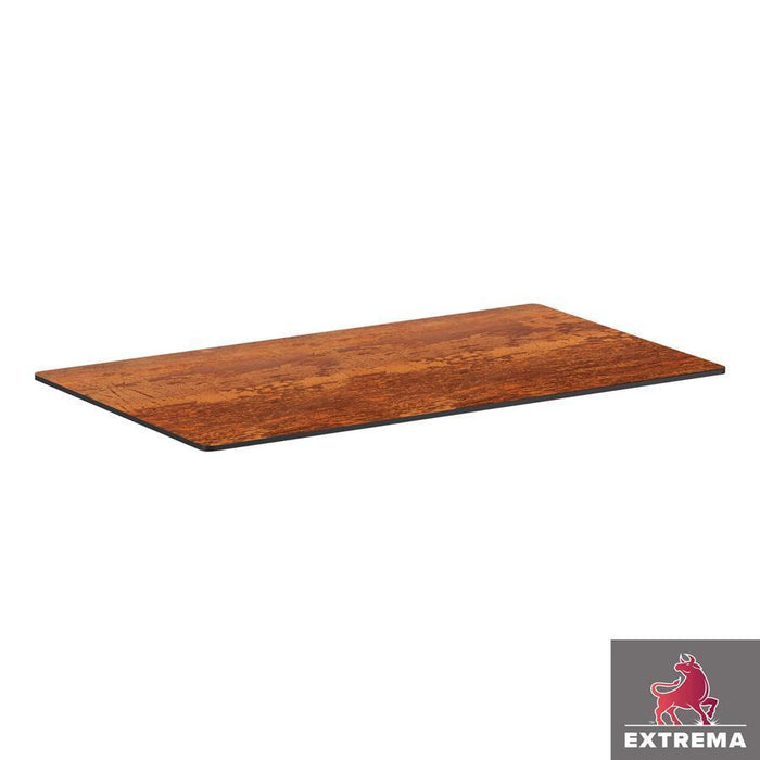 Extrema Table Top - Vintage Copper - 119cm x 69cm (Rect)