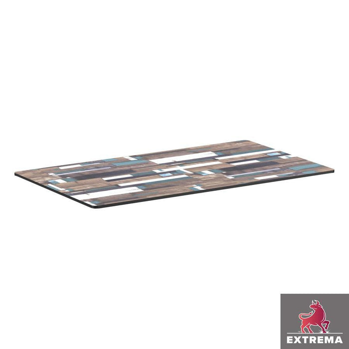 Extrema Table Top - Driftwood - 119cm x 69cm (Rect)