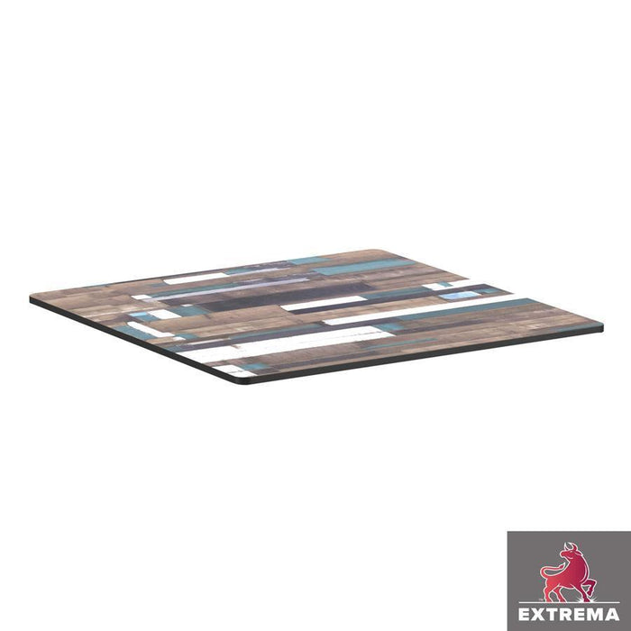 Extrema Table Top - Driftwood - 60cm x 60cm (Square)