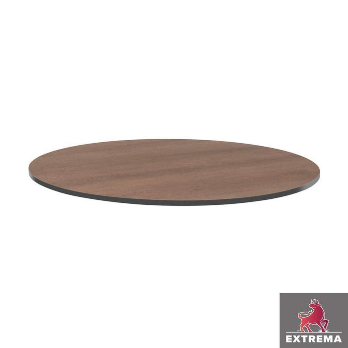 Extrema Table Top - New Wood Finish - 60cm dia
