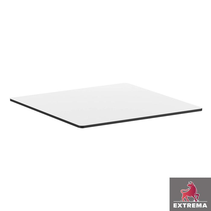 Extrema Table Top - White - 60cm x 60cm (Square)