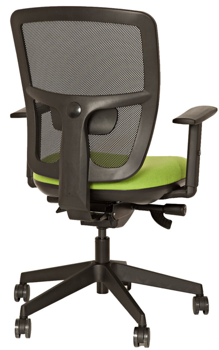 Fibre Mesh Back Task Chair with Synchronised Mechanism