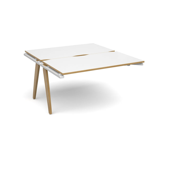 Fuze Add On Units 2 Person Bench Desk