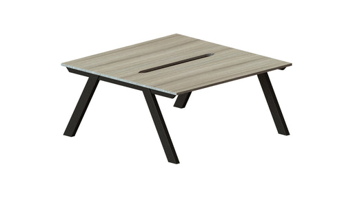 Kilo 1200mm Deep Two Person Bench Desk