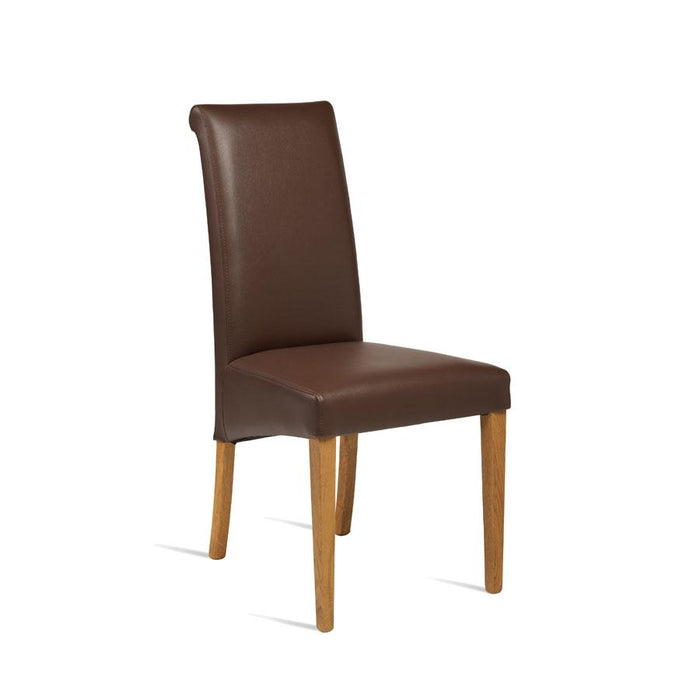 Lynx Side Chair - Brown