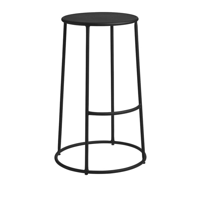 Max 75 High Stool - Black