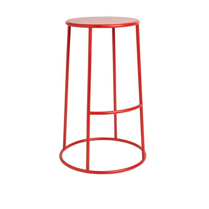Max 75 High Stool - Red