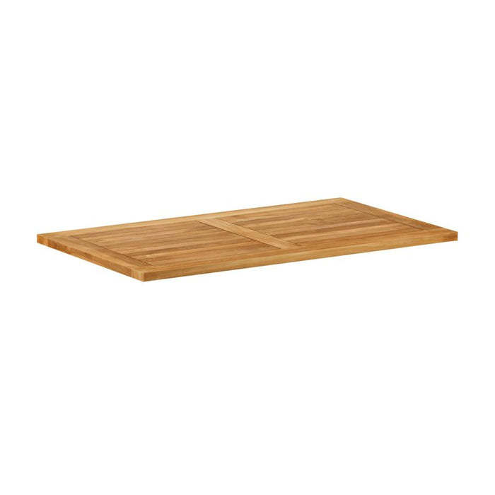 Malay Teak Table Top - 120cm x 70cm (Rect)