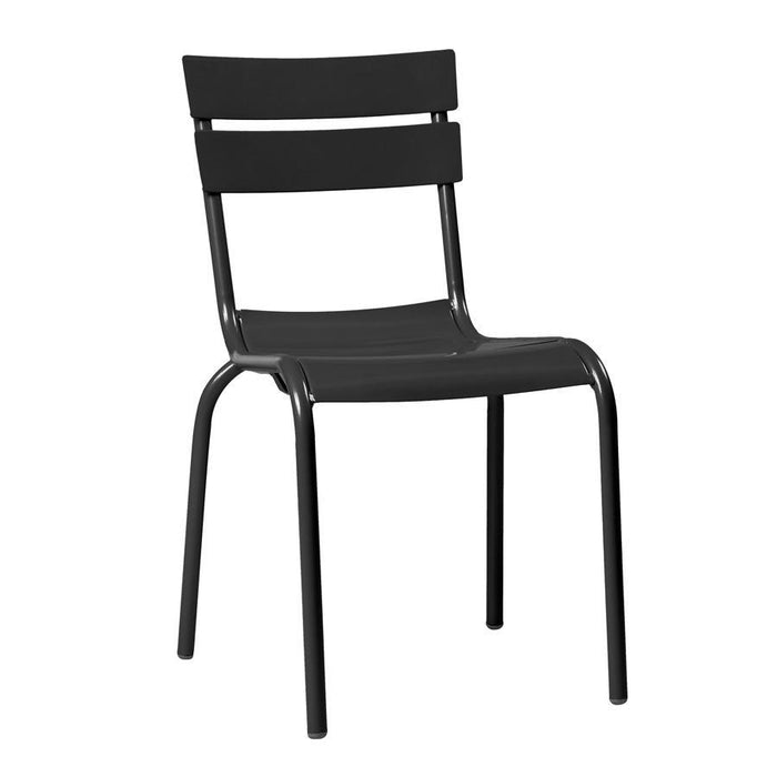 Marlow Side Chair - Black