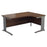 One Cable Cantilever Corner Desk - 1800mm x 1200mm
