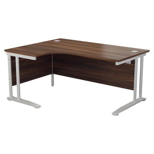 One Cantilever Plus Corner Desk - 1600mm x 1200mm