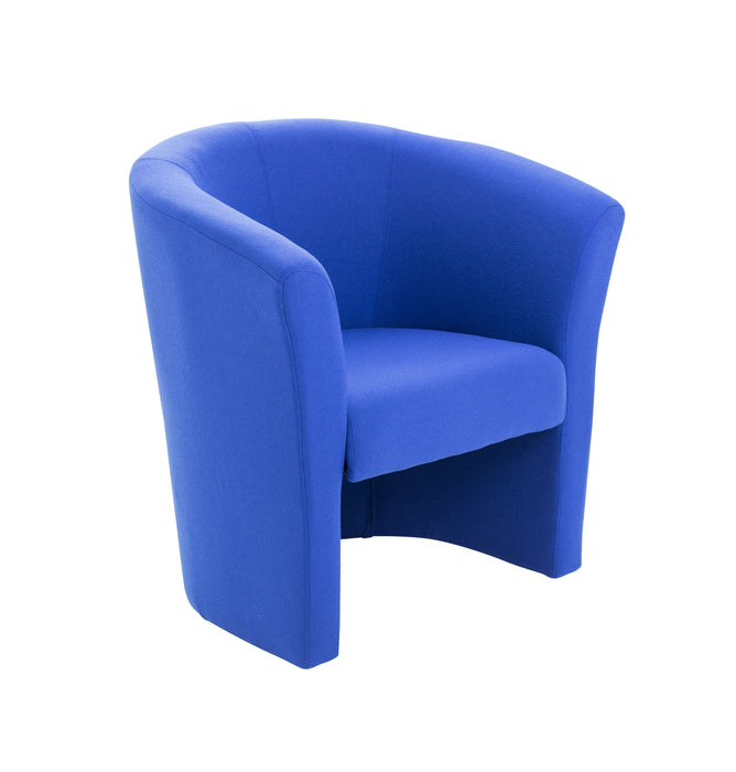 Tub Armchair - Blue