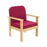 Juplo Wooden Arm Chair