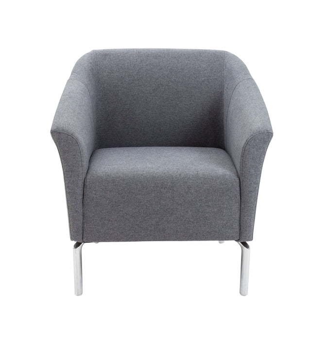 Tux Armchair - Grey