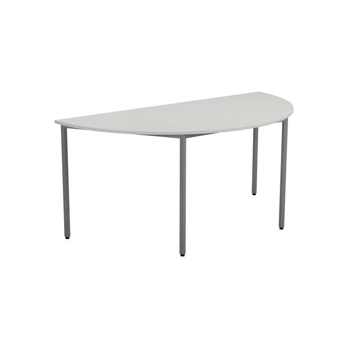 Semi-Circular Multipurpose Table