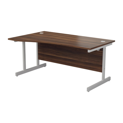 One Cantilever Wave Desk - 1600mm