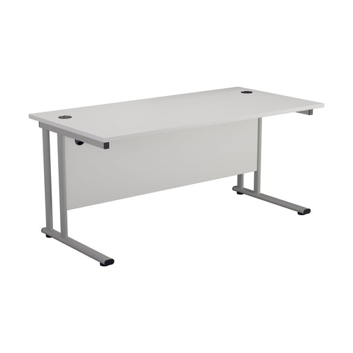 LOCO Next Day Delivery 600mm deep Cantilever desk