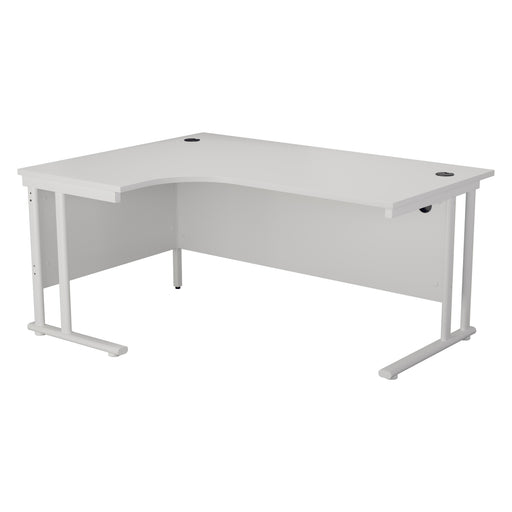 LOCO Next Day Delivery 1600mm x 1200mm Corner Desk