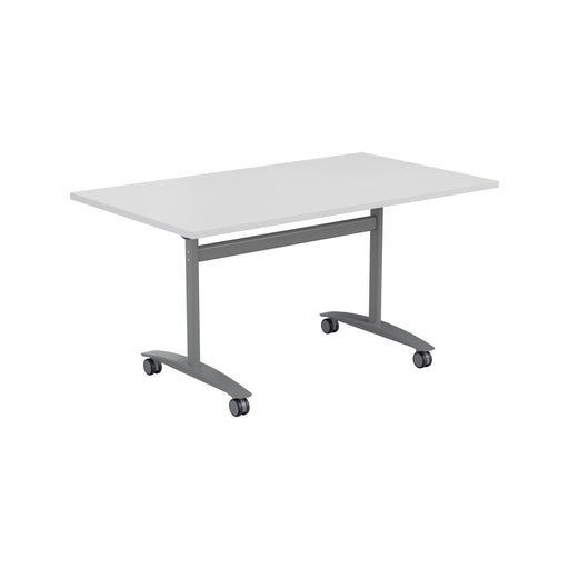 One Tilting Meeting Table 800mm Deep