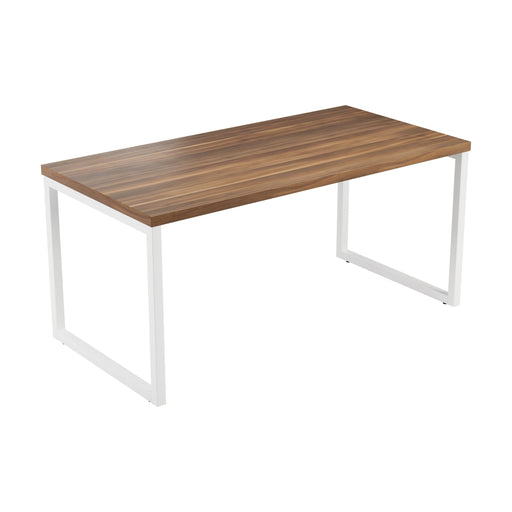Loop Multipurpose table Walnut/White