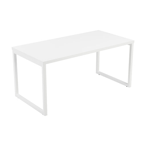 Loop Table White/White