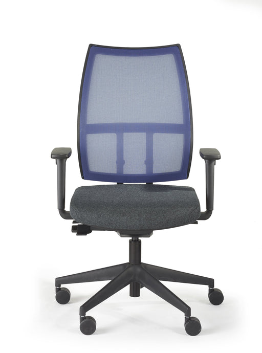 Pepi Mesh task chair with balance mechanism
