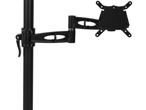 KARDO Single Tool Rail Mounted Monitor Arm
