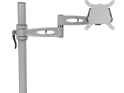 KARDO Quad Pole Mounted Monitor Arm