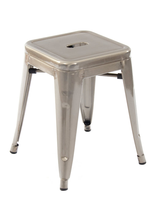 Paris metal low stool