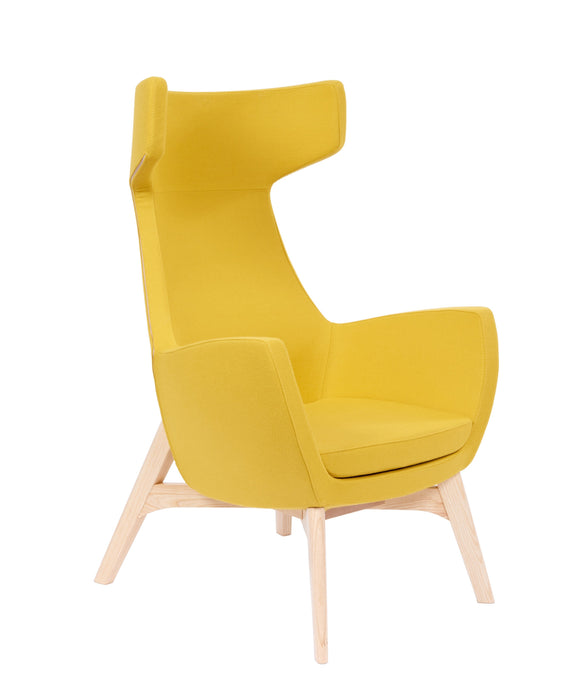 Portbury High Back 4 Leg Chair