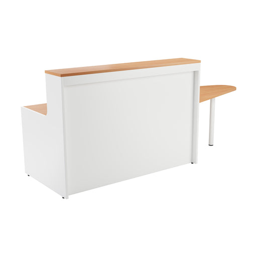 Simple Reception Desk 2600mm x 800mm