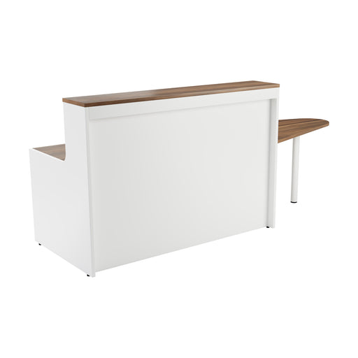 Simple Reception Desk 2400mm x 800mm