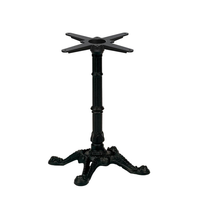 Rome - Four Legged Cast Iron Table Base