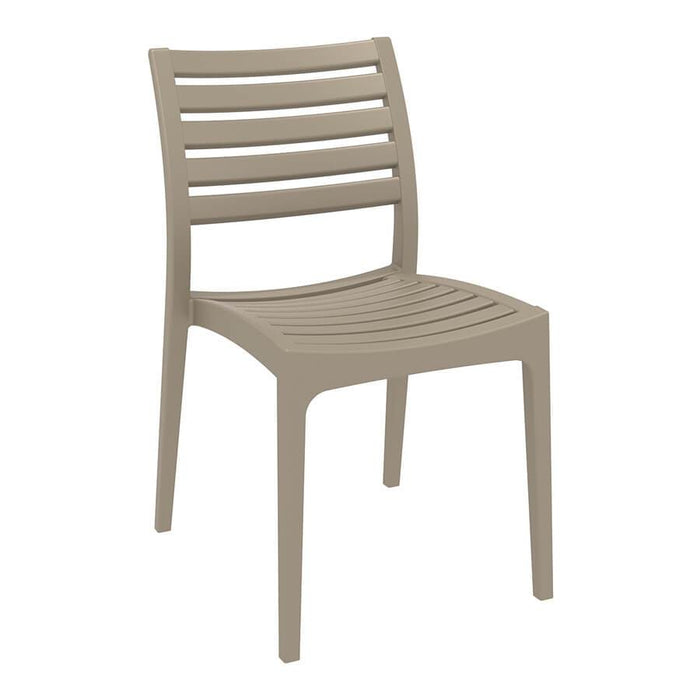Real Side Chair - Taupe