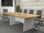 Kingston Panel Leg Rectangular Boardroom Table