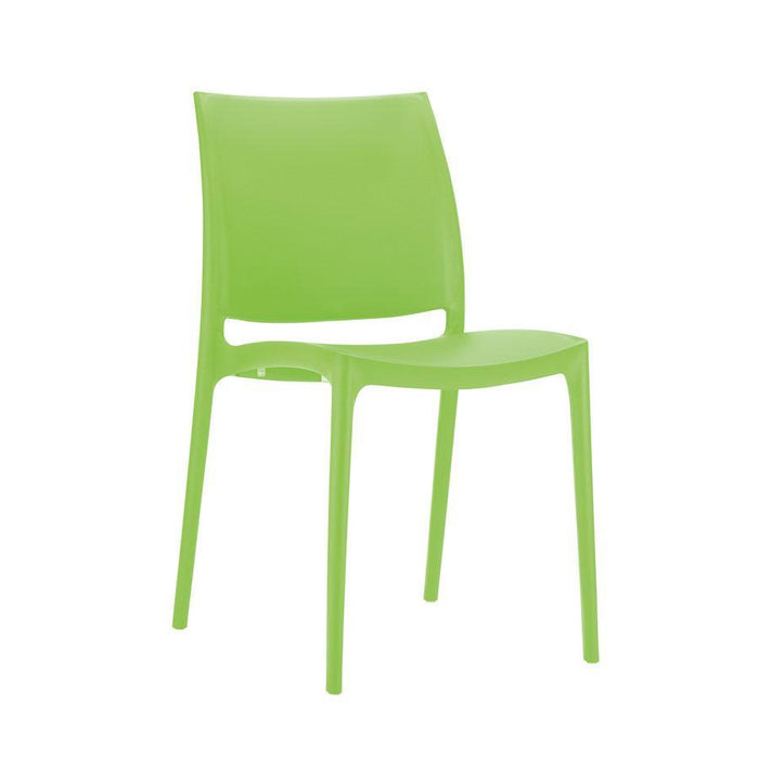 Spice Side Chair - Green