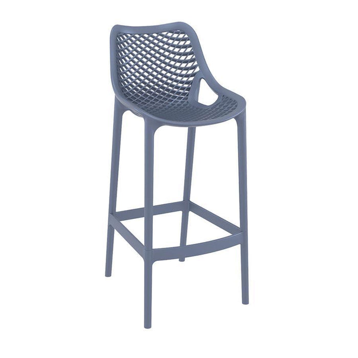 Spring Bar Stool 75 - Anthracite