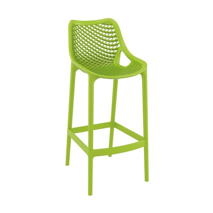 Spring Bar Stool 75 - Tropical Green