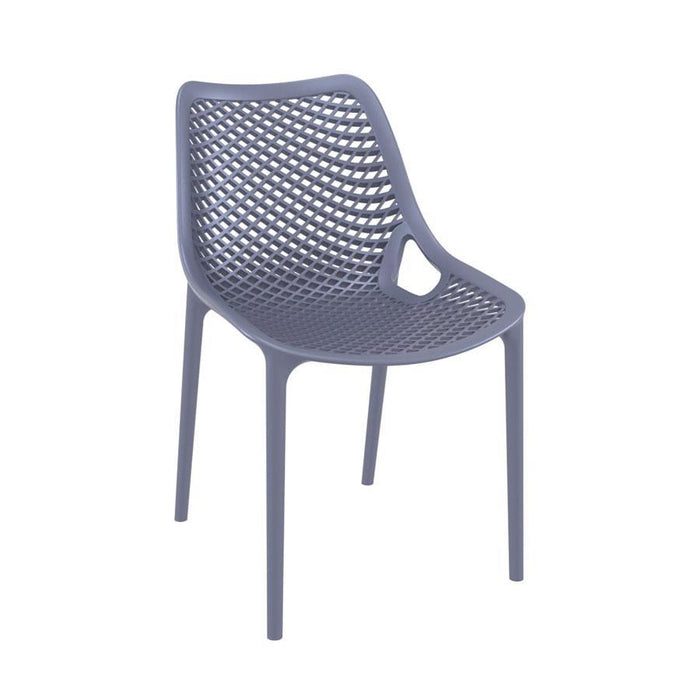 Spring Side Chair - Anthracite
