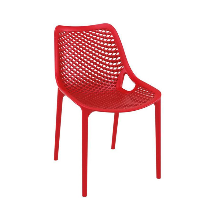Spring Side Chair - Red
