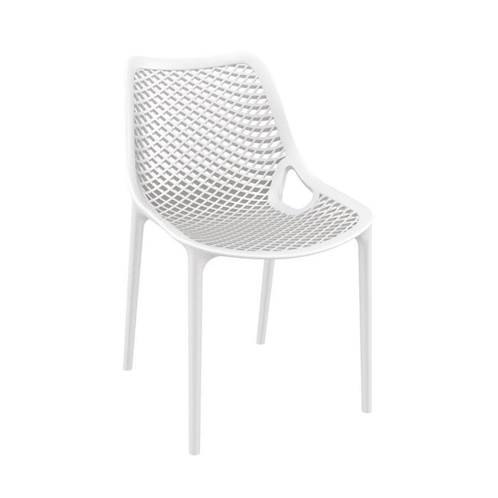 Spring Side Chair - White
