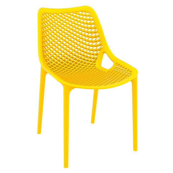 Spring Side Chair - Yellow