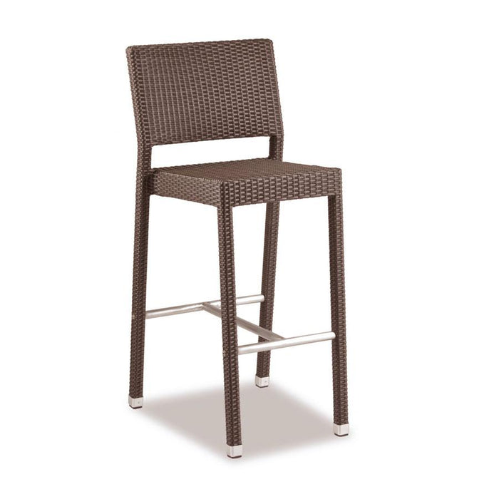 Stag Bar Stool - Mocca