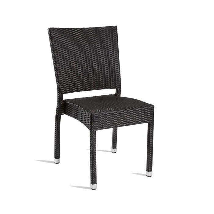 Stag Side Chair - Black