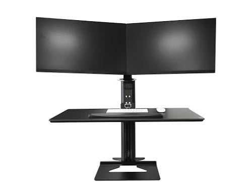 I-STAND Desktop Sit/Stand Workstation Dual