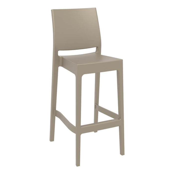 Spice Bar Stool 75 - Taupe