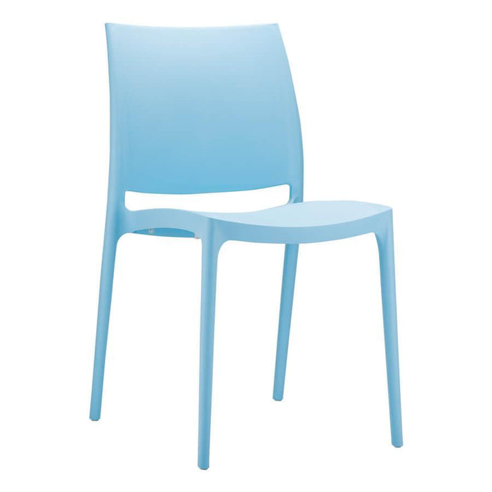 Spice Side Chair - Light Blue