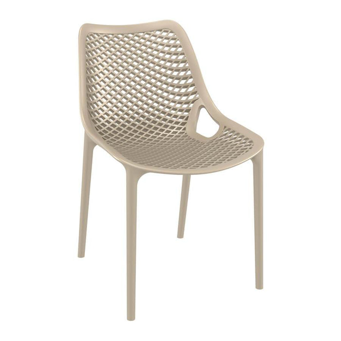 Spring Side Chair - Taupe
